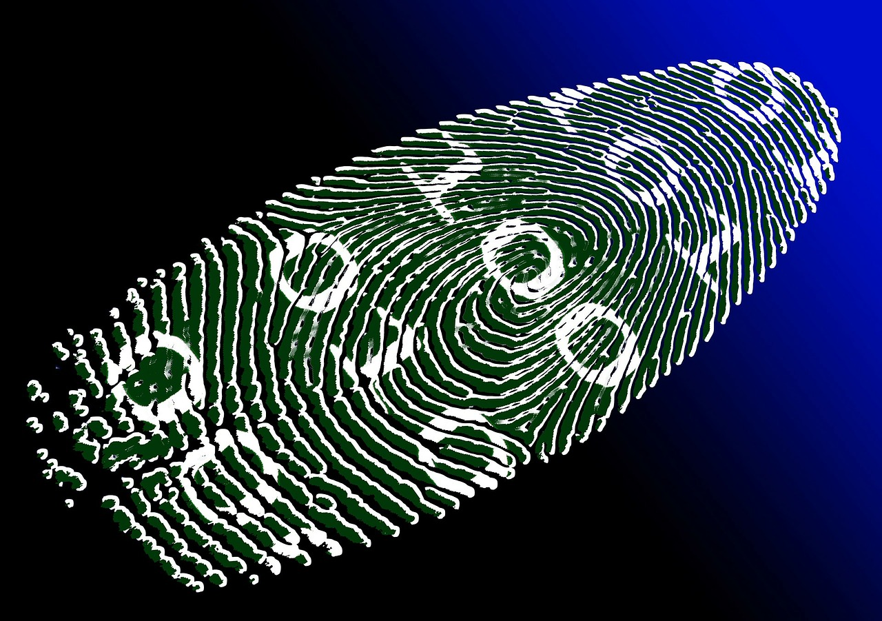 digital fingerprints
